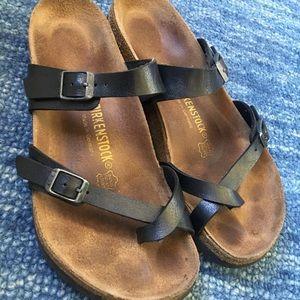 BIRKENSTOCK sandal black women size 40